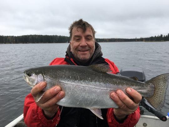 Master Angler John Skoblaniuk