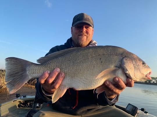Master Angler Doug Roman